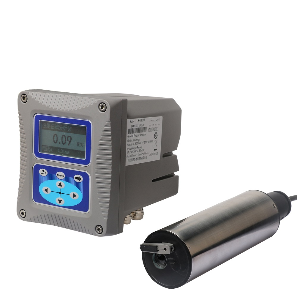 High accuracy turbidity meter