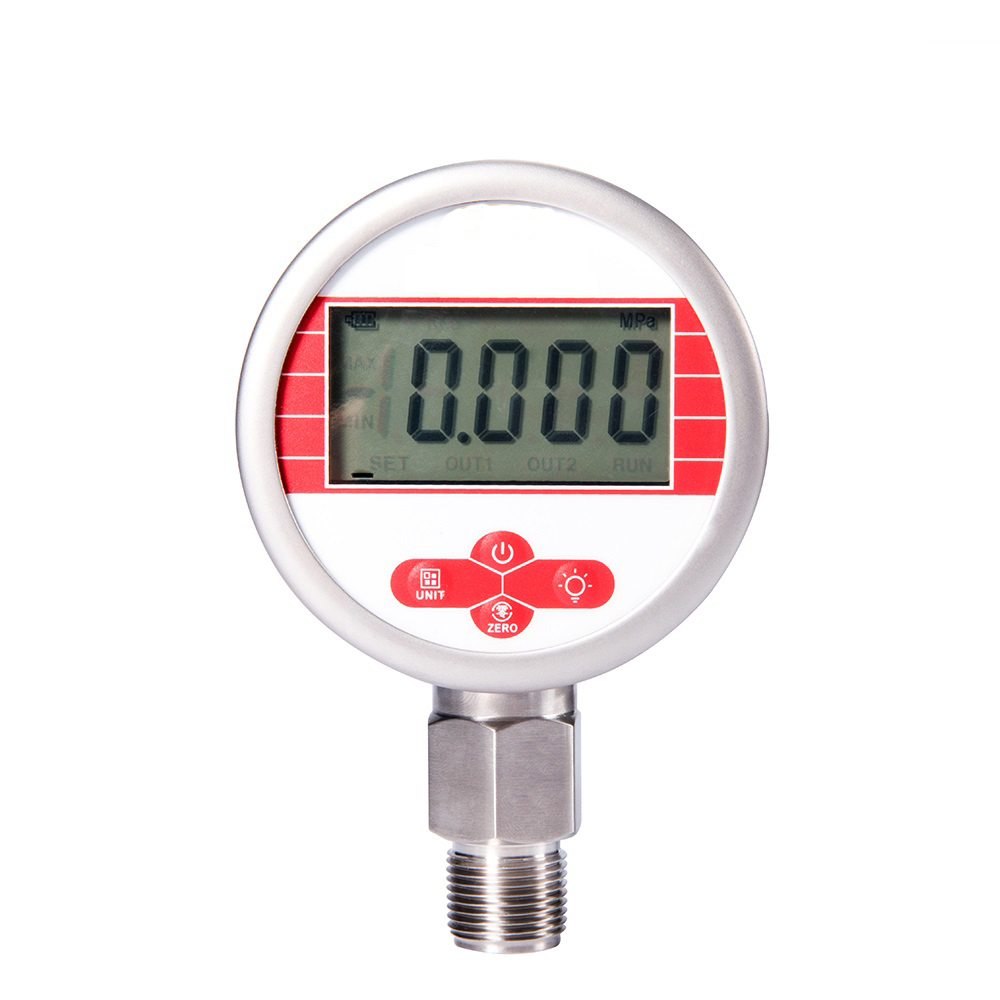 High precision digital pressure gauge