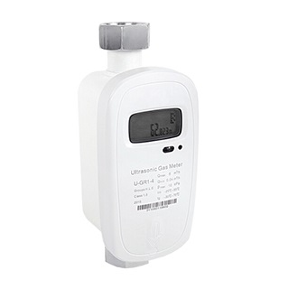 Ultrasonic domestic gas meter with AMR (narrow version)